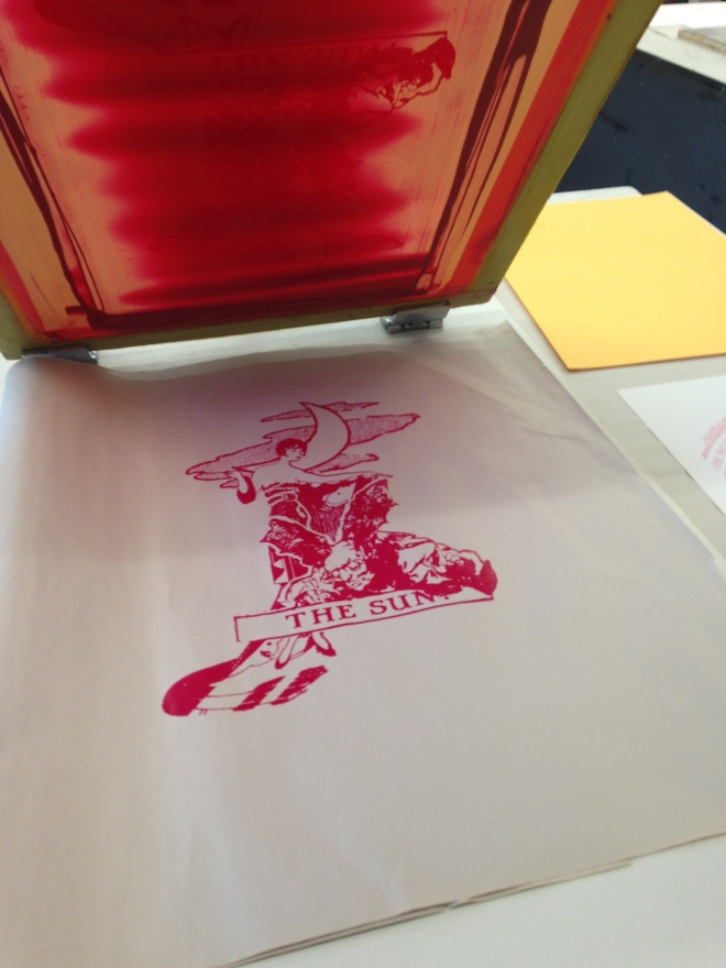 In Process Printing